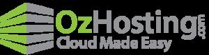 OzHosting.com | Logo